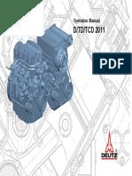 Deutz Manual D TD TCD 2011