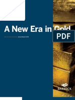 Barrick Gold 2009 Annual Report
