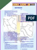 MAR PERUANO