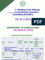 NFSM - Telangana State (18!11!2014)