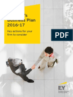 EY the FCAs Business Plan 2016 17