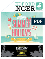 The Bedford Clanger August - September 2016