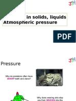 Pressure Questions