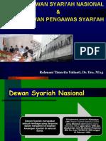 DEWAN PENGAWAS DAN LEMBAGA PENYELESAI SENGKETA EKONOMI SYARIAH.pdf