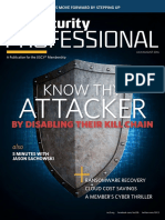 Infosecurity Professional Magazine July August2016