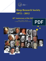 Sleep Research Book