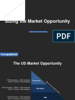 Sizing the Market Opportunity