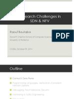 CS856-F15-SDN-NFV-Research