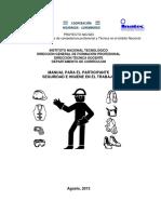 Manual de Seguridad e Higiene en El Trabajo