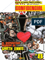 Panini Confidencial 8