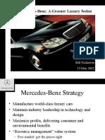 Mercedes Benz Key Facts
