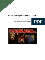 AA.vv. - Incubi Nel Regno Di Horrorlandia