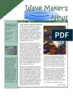 November 2007 Wave Maker's Newsletter