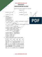 05 01 Trigonometric Ratios(1)