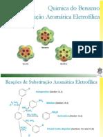 14_ Quimica Do Benzeno_Substitução Aromatica Eletrofílica
