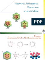 13_ Benzeno e Aromaticidade