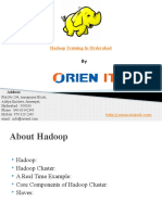 Best Hadoop Training in Hyderabad