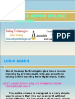 Best linux admin onnline training institute in UK|USA