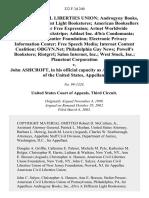 ACLU v. Ashcroft, 322 F.3d 240, 3rd Cir. (2003)