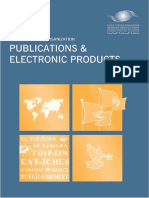 UNWTO_Catalogue of Publications and Electronic Products 2006