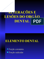 40749662 Alteracoes Do Orgao Dental