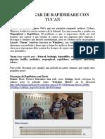 Manual para Descargar de Rapidshare Utilizando Tucan
