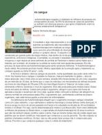 A Auto-hemoterapia Na Revista Foco (Janeiro de 2010)