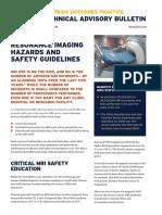 MRI Safety August 2009 V6