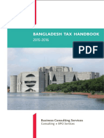 Bangladesh Tax Handbook 2015-2016
