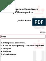 J.a. Rubio - Inteligencia Economica y Ciberdefensa(1)