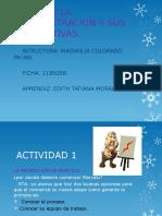 Tatiana Actividad