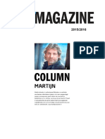 Columns FNV Magazine