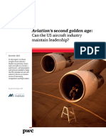 Pwc Commercial Aircraft Industry Future Report