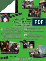 La Iguana Perdida Scavenger Hunt, Lake Atitlan Guatemala