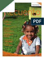 Boletín Recuento, Marzo 2014