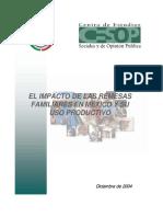FATSM004 El Impacto de Las Remesas Familiares en Mexico y Su