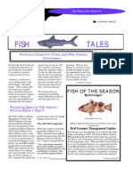 June 2003 Fish Tales Newsletter
