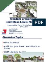 JBLM Lifestyles Center 10-05-27