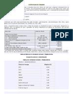 Custos Reais Do Tomador - Terceirização Com Segurança