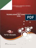 Tecnologias Na Construção Civil - Módulo III