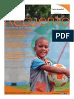 Boletín Recuento, Mayo 2014