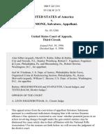 United States v. Salamone, Salvatore, 800 F.2d 1216, 3rd Cir. (1986)