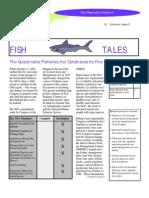 October 2001 Fish Tales Newsletter