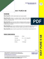 Condat Waypure68 Leaflet