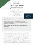Joseph B. Taylor v. Pathmark Stores, Inc, 177 F.3d 180, 3rd Cir. (1999)