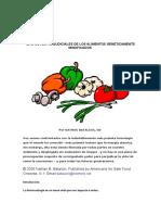 50 Efectos Perjudiciales de Los Alimentos Genéticamente Modificados