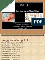 PPT ISBD KEL 3
