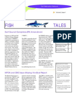 March 1999 Fish Tales Newsletter