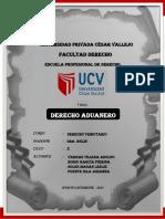 154137049 Derecho Aduanero Monografias Terminado PDF