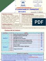 Management Logistique Et Transport